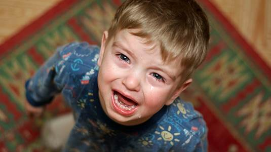 Description: Know the anger of the child and admit the feeling of the child to attempt to talk to him in order to clear away the anger.