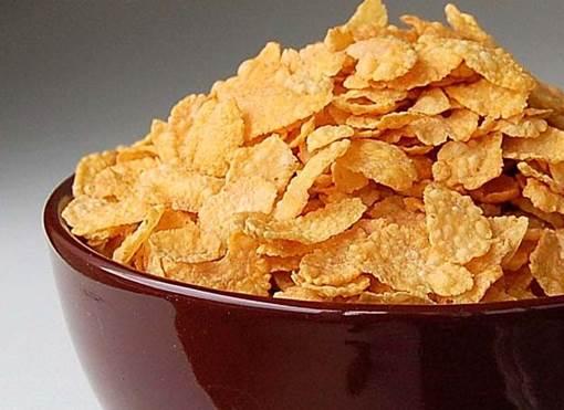 Description: When you compare a 30g serve of all three, the cornflakes contain 44 per cent more sodium than the nuts and 57 per cent more than the corn chips.