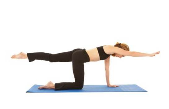 Description: Perform 10 repetitions, rest for 30 seconds and then repeat.
