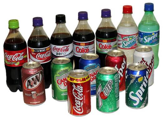 You should avoid carbonated beverages