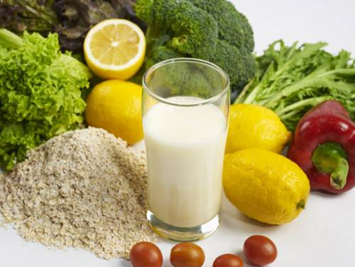 Description: Foods containing Lutein