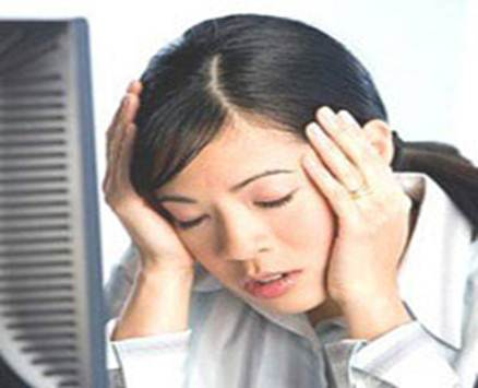 Description: Avoid excessive stresses to limit headaches.