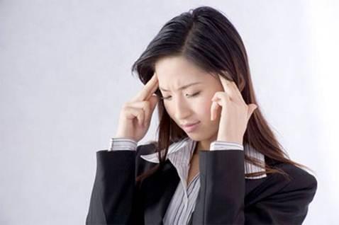 Description: Headaches often cause the body fatigue