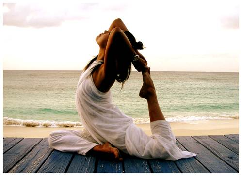 Description: Yoga is a wonderful remedy for people that have arrhythmia.