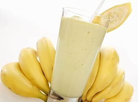 Description: Description: Banana vitamin is delicious and easy to make.