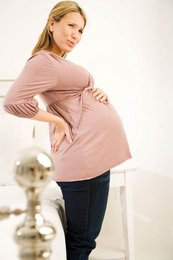С чем связана тяжесть в животе при беременности