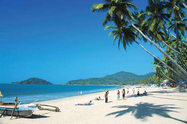 Description: Goa is India's hottest beach destination – more than 100km of sea-swept sand amply furnished with coconut palms, mangoes and great sunsets