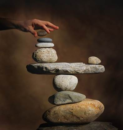 Description: Balance your life first