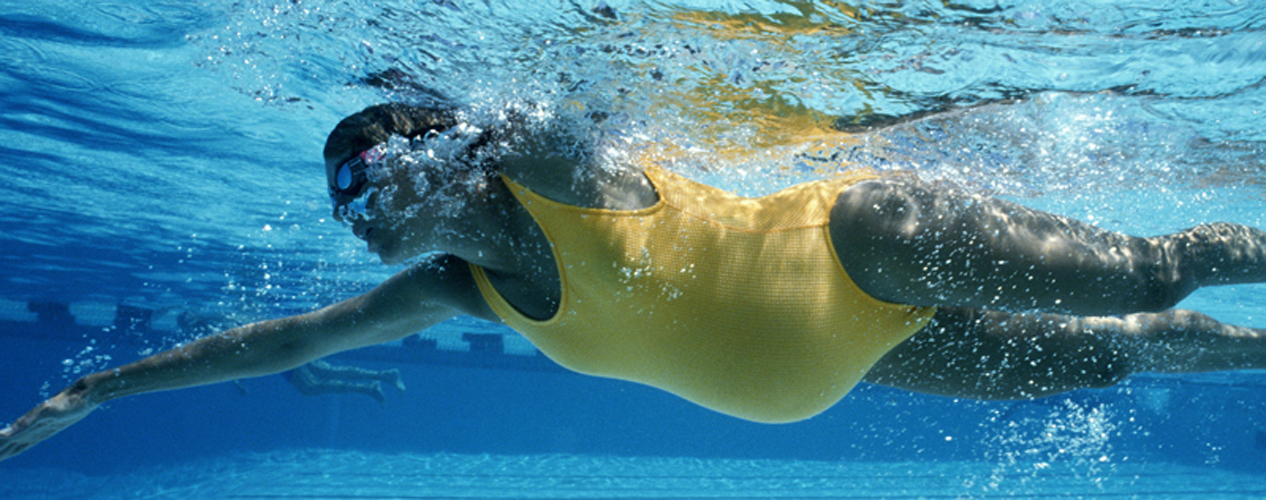 Now You're Pregnant : Should I Go Swimming? Keeping active ...