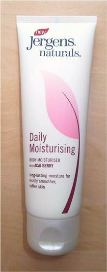 Description: Jergens Daily Moisturising Body Moisturiser