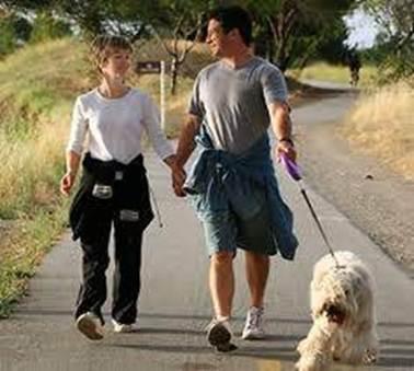 Description: Walking
