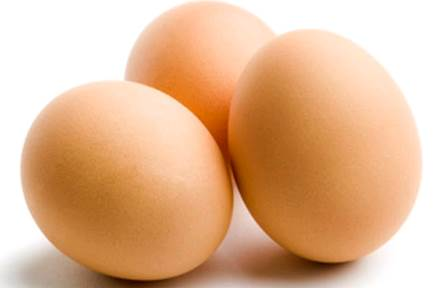 Egg contains a lot of vitamins and minerals that are necessary for human beings' body.