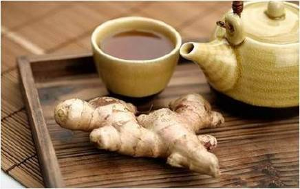 Ginger tea can help you prevent flu.
