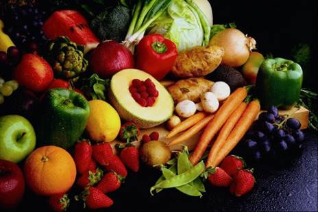 Raw fiber – not be 'added' kind – aids weight loss