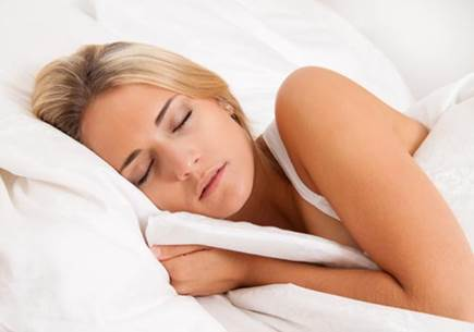 Practice habit of going to bed on time and keep air in bedroom cool.