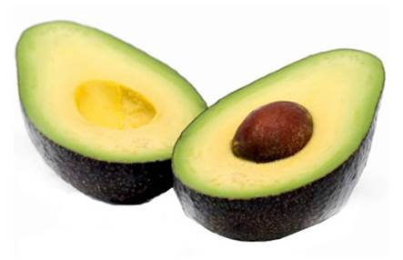 Avocado contains lots of vitamin B that is necessary for brain cells and mental system to operate efficiently.