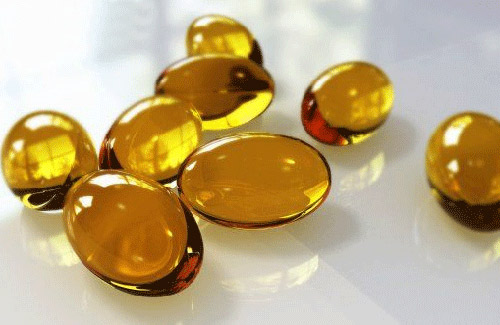 Fish oil can remove inflammation.