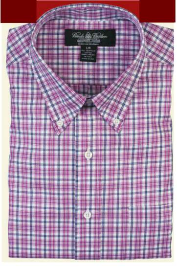 Brooks brothers cotton sport shirt $84