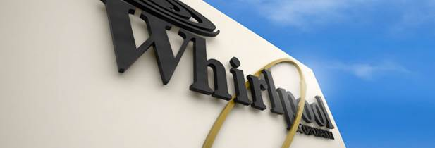 Of the products Whirlpool sells in the U.S., it makes 80 percent in U.S. plants