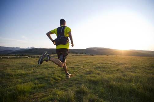 During the first half of your training, you should include one day a week of running on a hilly route
