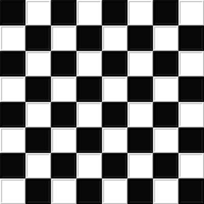 When babies are one year old, every day, parents should let babies look at black and white checkerboard to increase concentrating ability of babies.