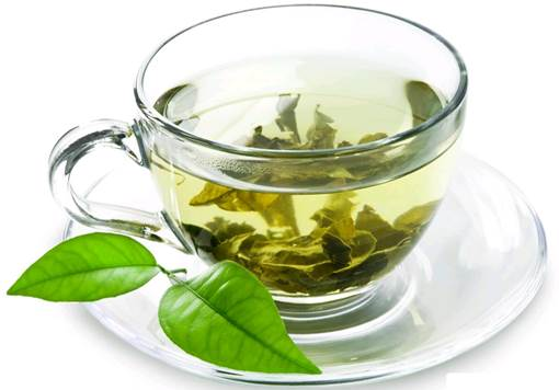 Green tea has a lot of benefits.