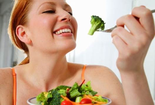 Good habit in diet can provide necessary nutrients and improve mental health for people.