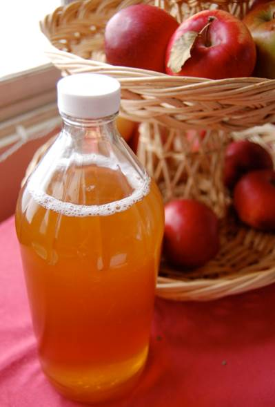 Vinegar has many effects.
