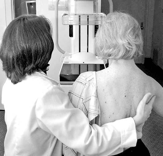 Women age 50 to 75 should have mammograms every two years
