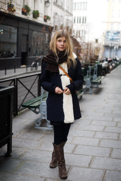 Clemence Poesy On The Best Fashion Cities Her Style Icons