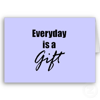 Description: Find a gift everyday