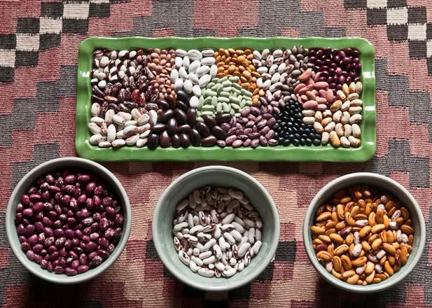 Description: Unsoaked beans