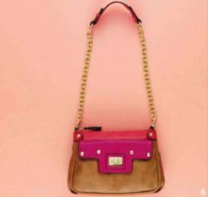 Description: 6. Bag, $119, by Nine West.