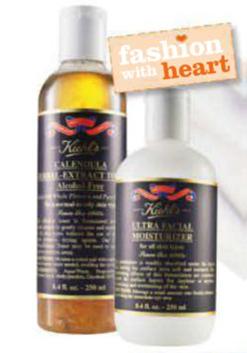 Description: Calendula Herbal-Extract Toner, $48, and Ultra Facial Moisturizer, $54
