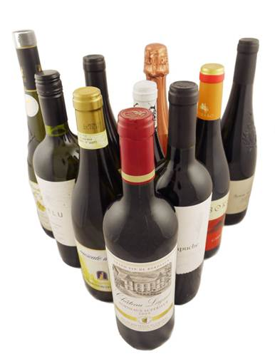 Description: Wines