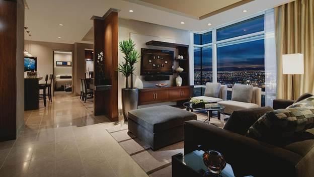 Description: Description: ARIA Sky Suites — Las Vegas, United States