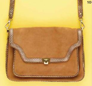 Description: 10. Bag, $269, by Saba.