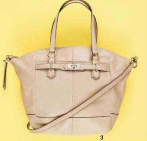 Description: 3. Bag, $595, by Coach.