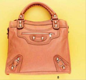 Description: 8. Bag, $54.95, by Colette Accessories.