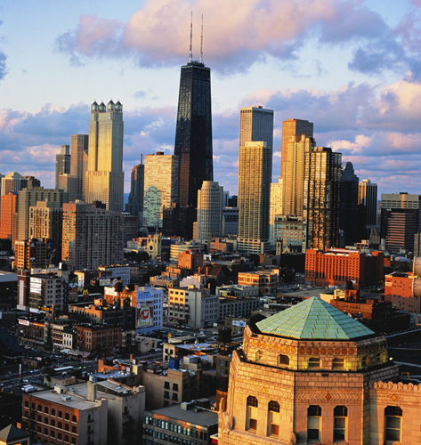 Chicago's Top 10 : Sears Tower & Its Views