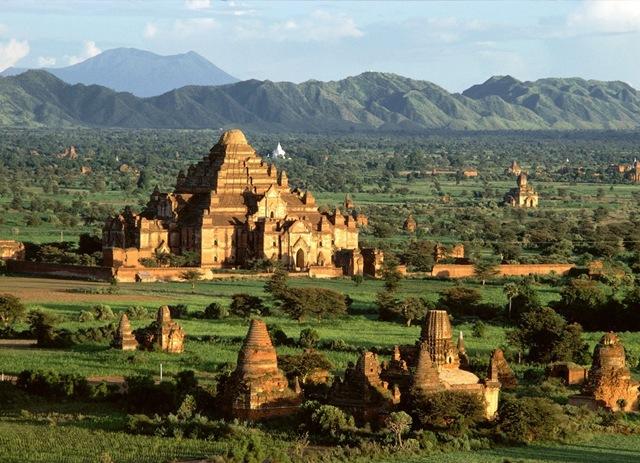 Description: Bagan-in-Myanmar_Bagan