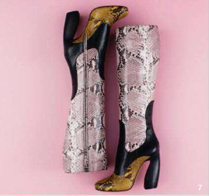Description: 7. Boots, $3,340, by Prada.