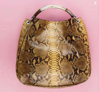 Description: 9. Bag, $3,495 by Ralph Lauren.