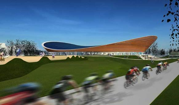 Description: The best of British cyclists compete for their chance to shine in the 2012 London Olympics.