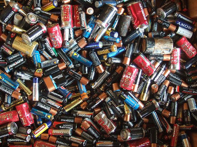 Description: Recycling Batteries