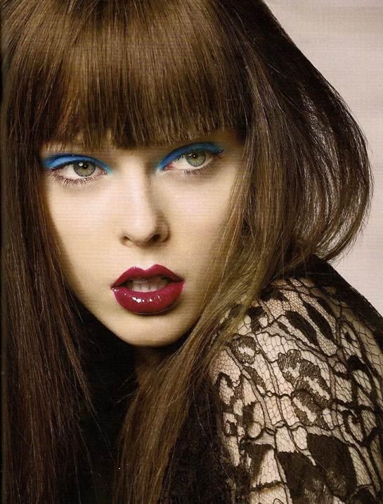 Description: Model: Coco Rocha