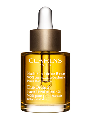 Description: Blue Orchid Face Treatment Oil