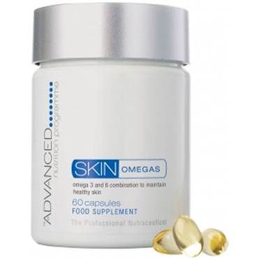 Description: Skin Omegas $35.50 Advanced Nutrition Programme.