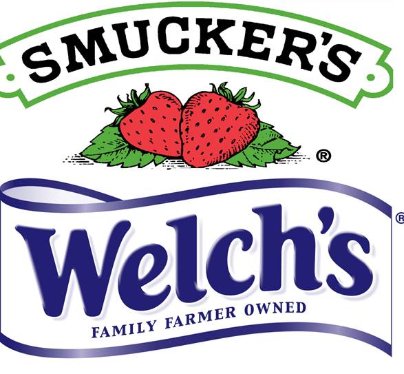 Smucker's and Welch's are two of the biggest names in jellies and jams.
