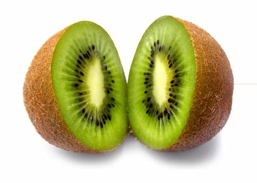 Kiwi contains lots of nutrient that are good for the pregnant.